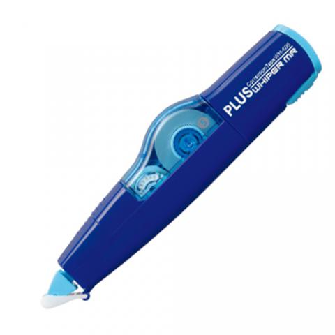 修正テープ ホワイパーミニローラー 本体 5mm幅×6m ブルー