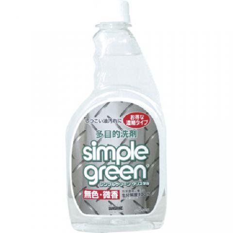 シンプルグリーンクリスタル500ml 詰替用 SGC500R