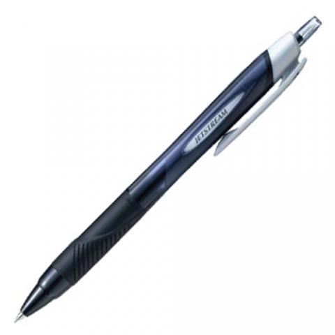 油性ボールペン ジェットストリーム 0.38mm 黒