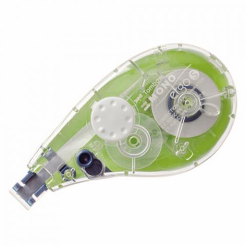 修正テープ モノエルゴ 5mm幅×10m グリーン