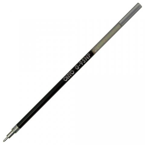 OHTO ニードルポイントマルチカラーゲル用 0.5mm 黒 5本入