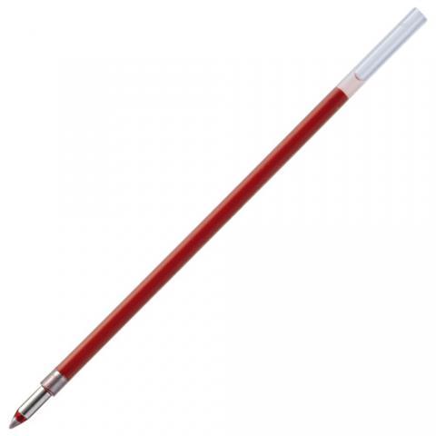 油性ボールペン替芯(ナメラカインク多色0.7用) 赤 10本