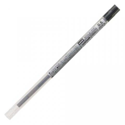 三菱鉛筆 スタイルフィット用替芯 0.5mm 黒 10本入