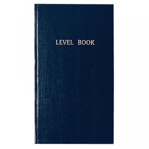 測量野帳 レベル 上質紙 40枚 10冊