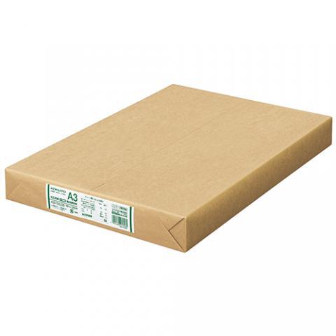 KB用紙(共用紙)(低白色再生紙) A3 500枚×3冊/箱
