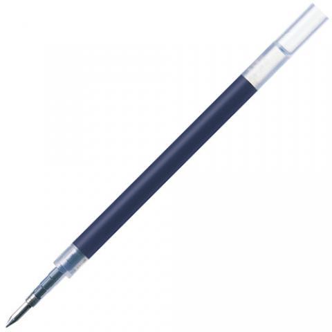 ジェルインク ボールペン替芯0.4mmブルーブラック10本