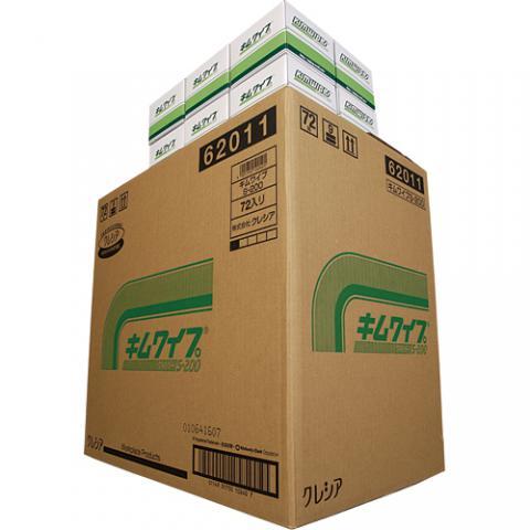 キムワイプ S-200 200枚入×72個