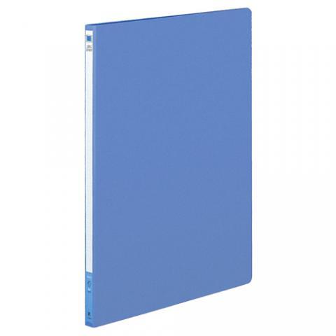 ロングレバーファイル(Z式) 色厚板紙 B4タテ 120枚収容 青