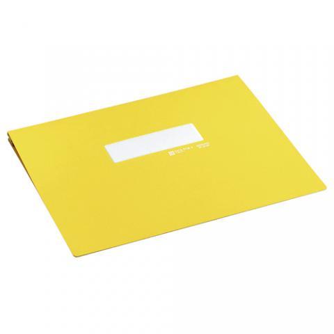 データファイルA アンバースト用 Y11~15×T11 1000枚収容 黄