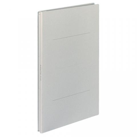 ガバットファイル 色板紙 A4タテ 1000枚収容 グレー 10冊