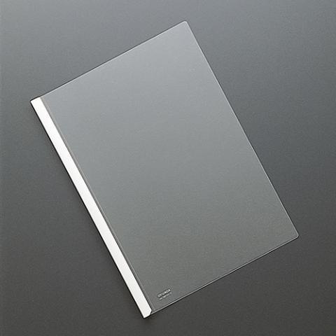 ◆レールクリヤーホルダー(PET) A4タテ 20枚収容 白 200冊