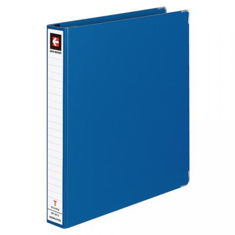 データバインダーT型 バースト用 T11×Y10 22穴 280枚収容 青