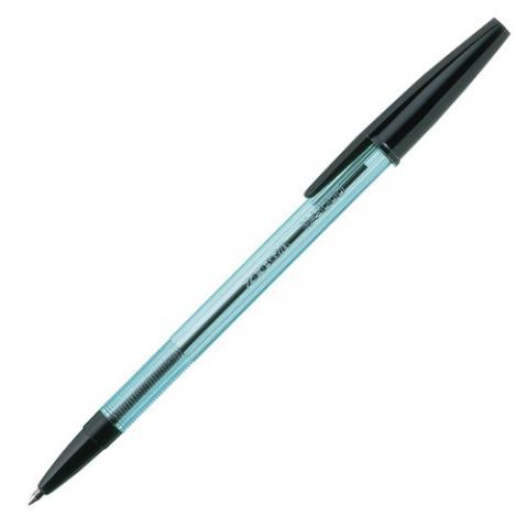 油性ボールペン ニュークリスタルケアS 0.7mm 黒