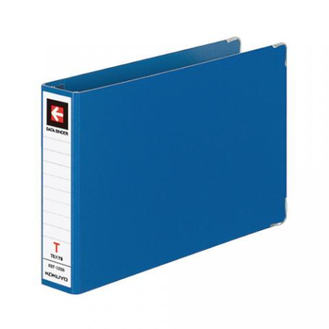 データバインダーT バースト用 T6×Y10 12穴 280枚収容 青