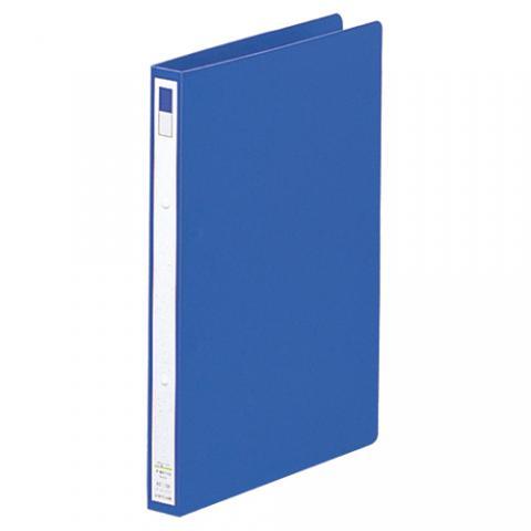リングファイル A4タテ リング内径22mm 藍