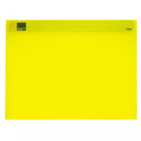 シスフォルダー A4 黄