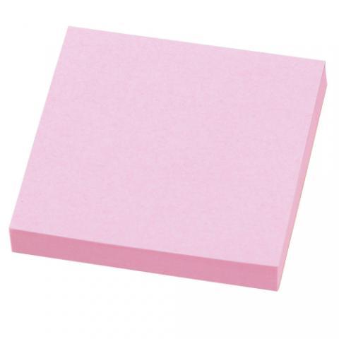 ふせん<リペタ> 貼ってはがせるメモ RL-17 ピンク