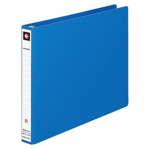 データバインダーR バースト用 T8.5×Y12 17穴 170枚収容 青