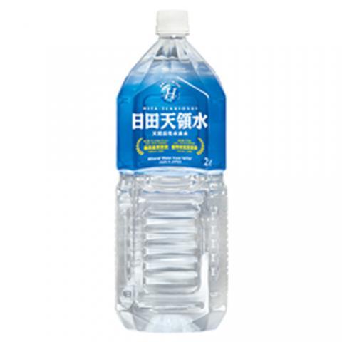 日田天領水 2Lペットボトル 10本入