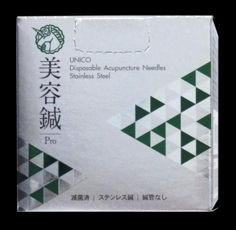 ユニコディスポ鍼 美容鍼 Pro #0(0.14mm)