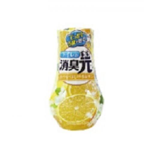 トイレの消臭元 爽ヤカハジケルレモン 400ml