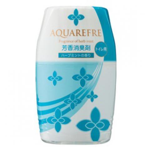 アクアリフレ 芳香消臭剤 トイレ用 ハーブミント
