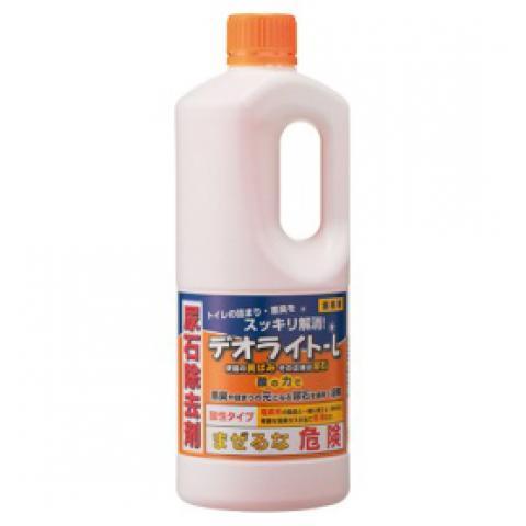 業務用尿石除去剤 デオライトL 1kg