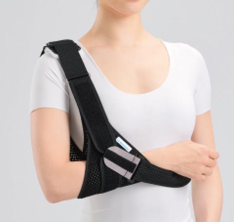 ショルダーロックホルダー360 固定肩鎖関節サポーター(bonbone)