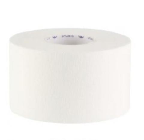 ホワイトテープ プラス テーピング テープ幅38mm×長さ12m(32個入/箱)(GIONA SPORTS)