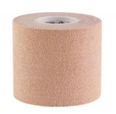 エラスティックテープ テーピング テープ幅50mm×長さ4.5m(24個入/箱)(GIONA SPORTS)