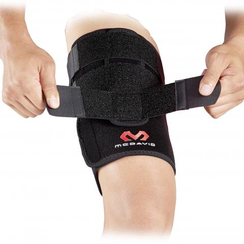 コンプレッションサイラップ 抗菌防臭圧迫大腿部サポーター(マクダビッド)