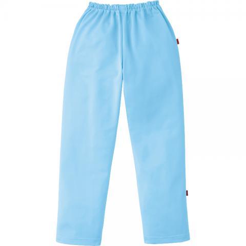 カゼン ニット検診衣パンツ 患者着 カラー6色 (KAZEN)