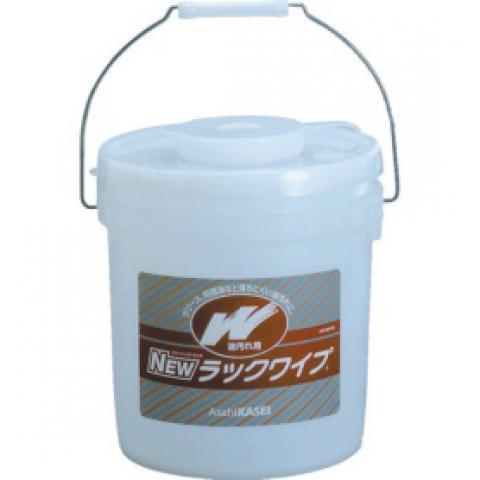 NEWラックワイプ 油汚れ用バケツタイプ
