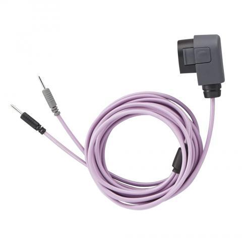 電極ケーブル<紫>ES-4000