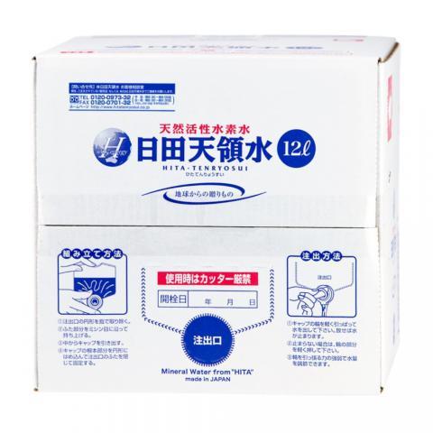 日田天領水 12L(1箱)×2個